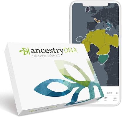 AncestryDNA Genetic Ethnicity Test