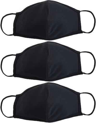 EnerPlex Premium 3-Ply Reusable Face Mask (3-Pack)