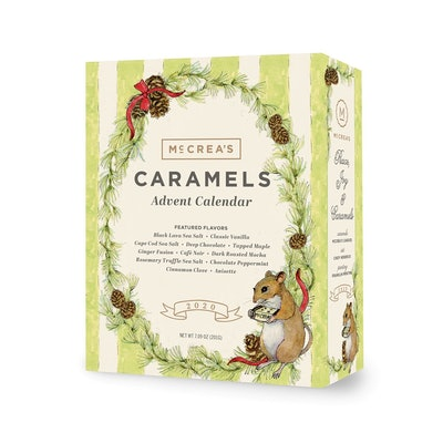 Caramels Advent Calendar 2020
