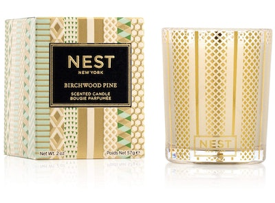 NEST Fragrances Votive Candle- Birchwood Pine (2-Oz.)