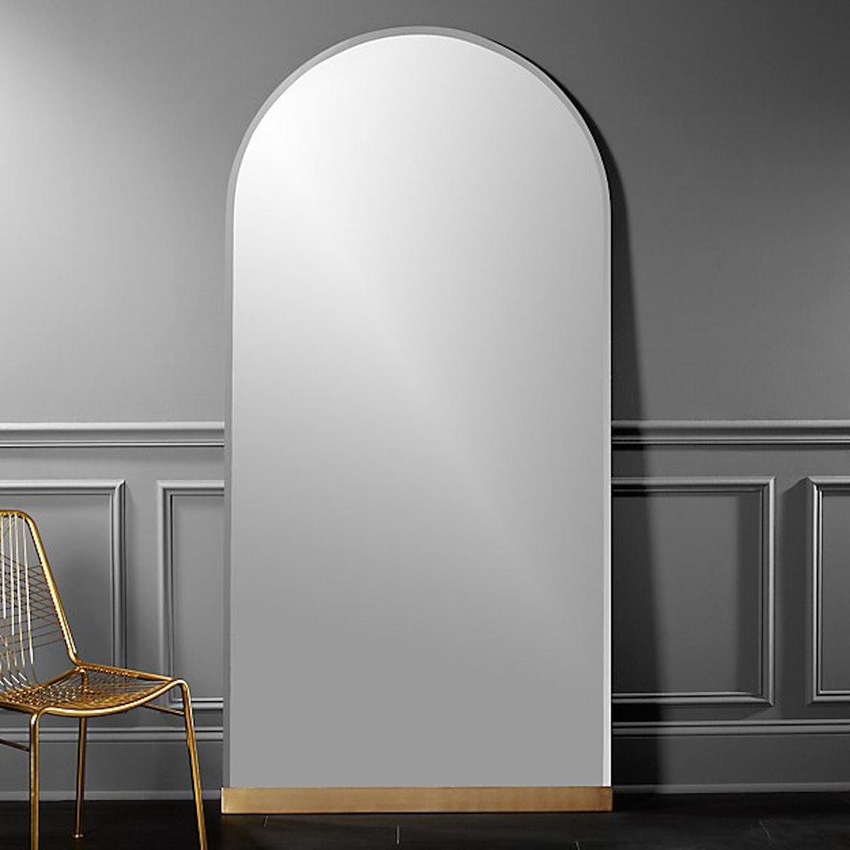 Gloss Floor Mirror