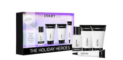 The Inkey List Holiday Heroes Set