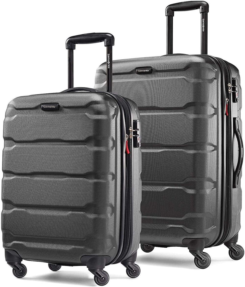 Samsonite Omni PC Hardside Spinner Luggage (2-Pieces)