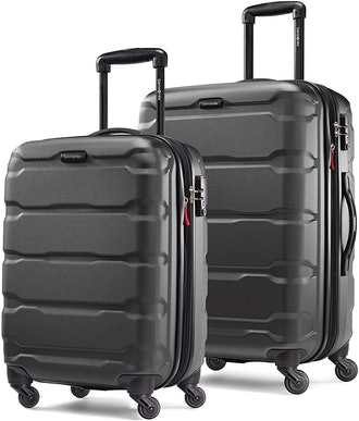 Samsonite Omni PC Hardside Spinner Luggage (2-Pieces)
