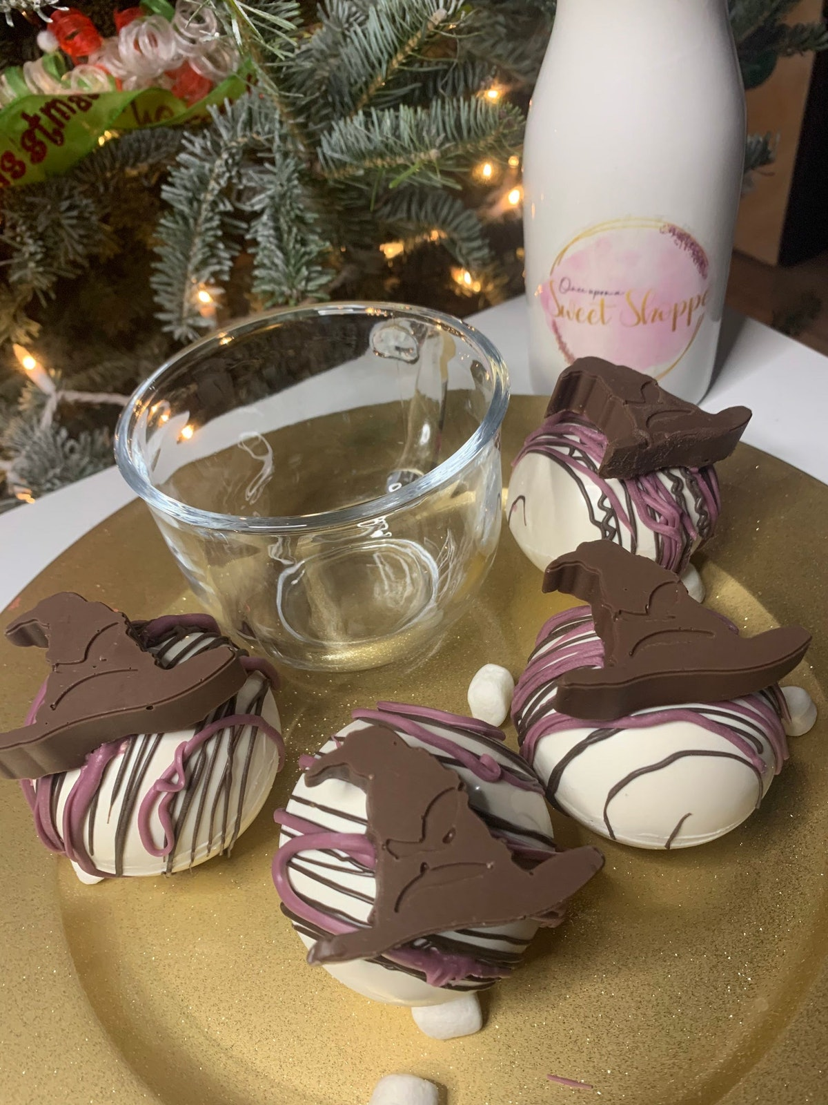Harry Potter Mystery Sorting Hat Hot Chocolate Bombs
