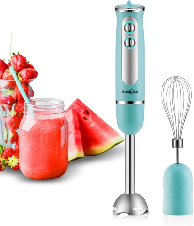 Auxcuiso Stick Immersion Hand Blender