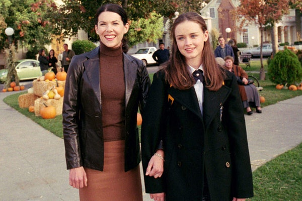 'Gilmore Girls' Thanksgiving