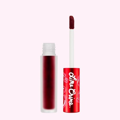 Wicked Matte Lipstick in Blood Red