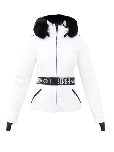 Hida Quilted Down Shell Ski Jacket