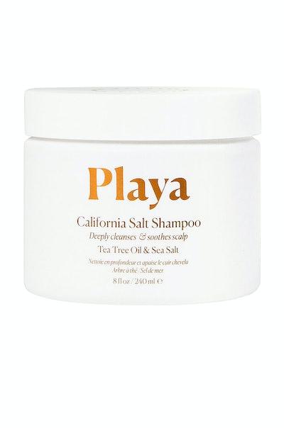 California Salt Shampoo