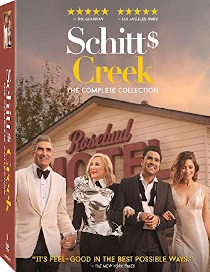 'Schitt's Creek' Complete DVD Collection