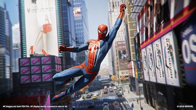Marvel's Spider Man: Game of the Year Edition
