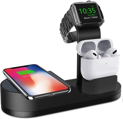 Deszon Wireless Charger Station