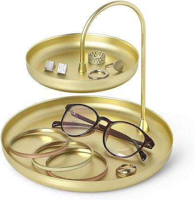 Umbra Double Jewelry Tray