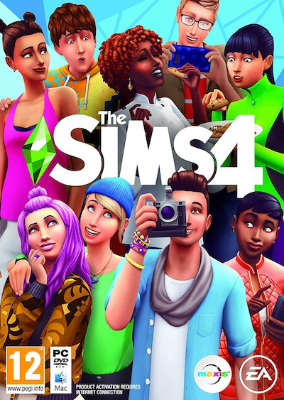 The Sims 4 on PC
