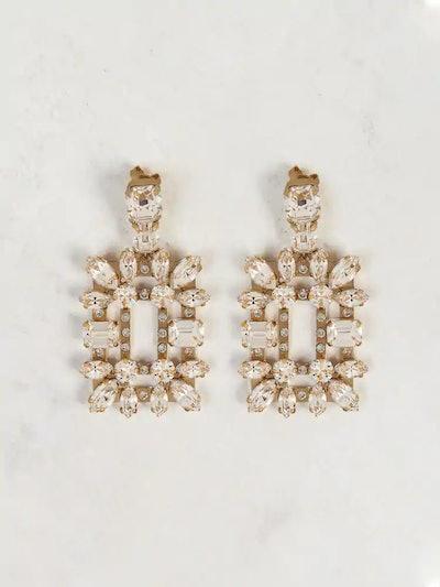 RV Broche Mini Earrings