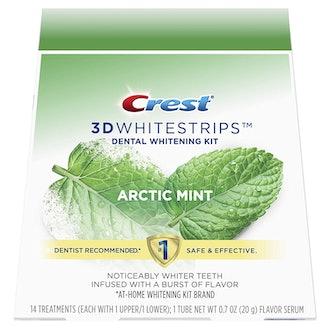 Crest Arctic Mint 3D Whitestrips