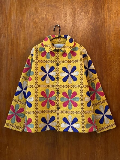 Bengali Tableau Jacket