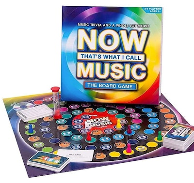 Sony Entertainment: Now That's What I Call Music Board Game