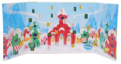 Grinch Advent Calendar