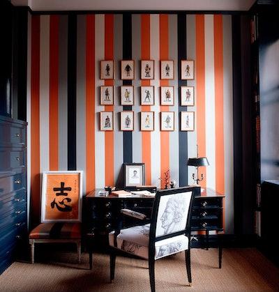 Classic Stripe Wallpaper
