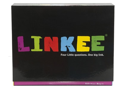 Bananagrams LINKEE: Four Little questions. One big link.