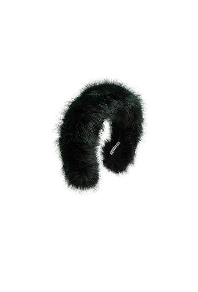 Melete Faux Fur Headband