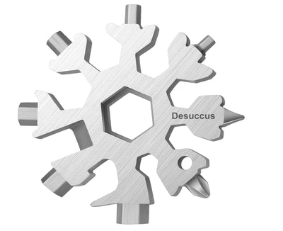 Desuccus Snowflake Multi Tool