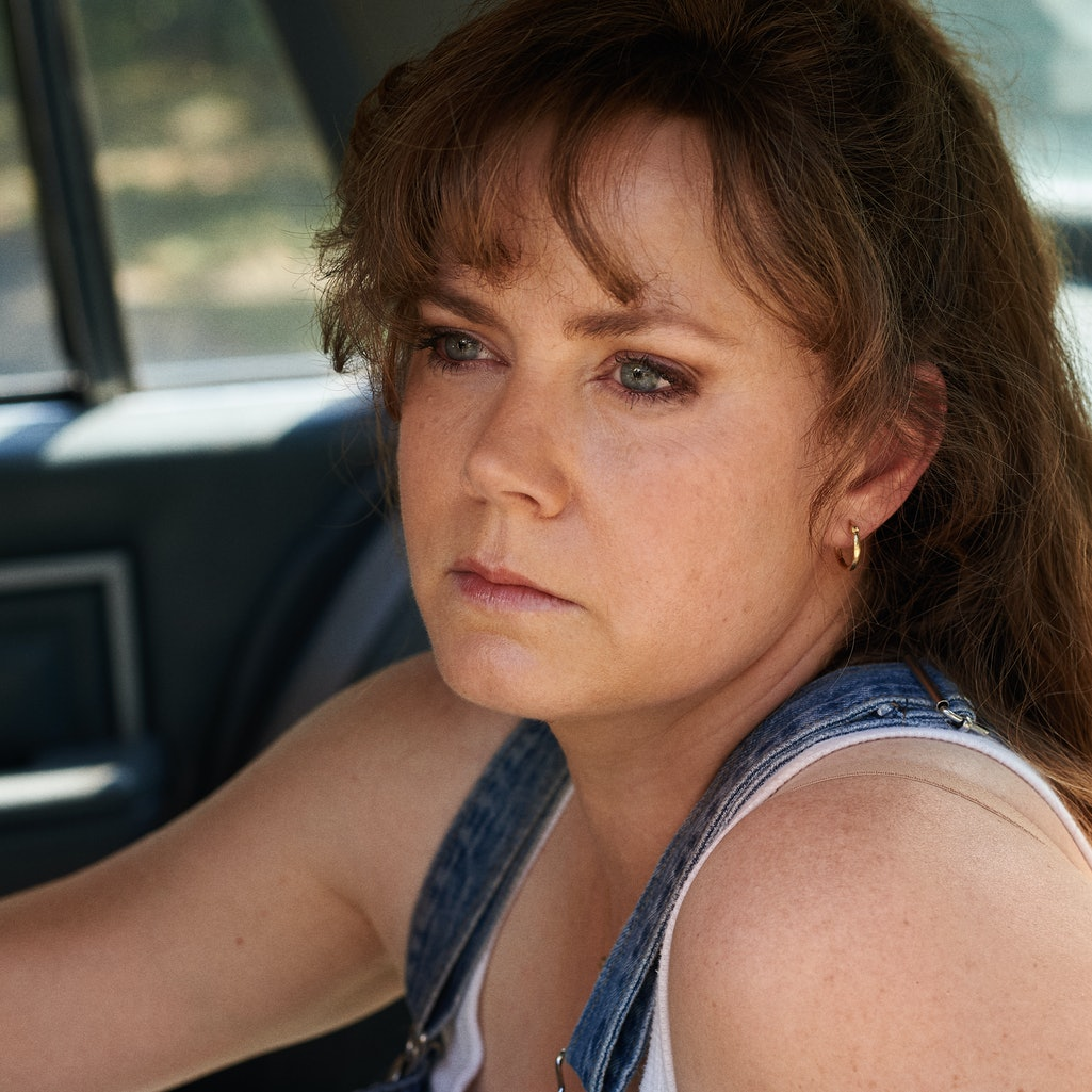 Amy Adams in 'Hillbilly Elegy' via the Netflix press site.