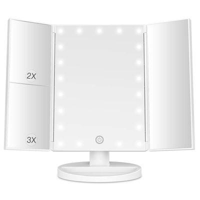 BESTOPE Makeup Mirror with LED Lights