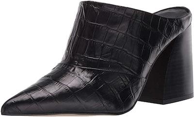 Find. Mock Croc Leather Mule