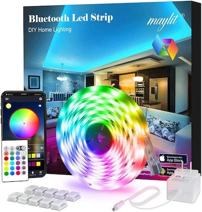Maylit LED Strip Lights, 16.4 Feet