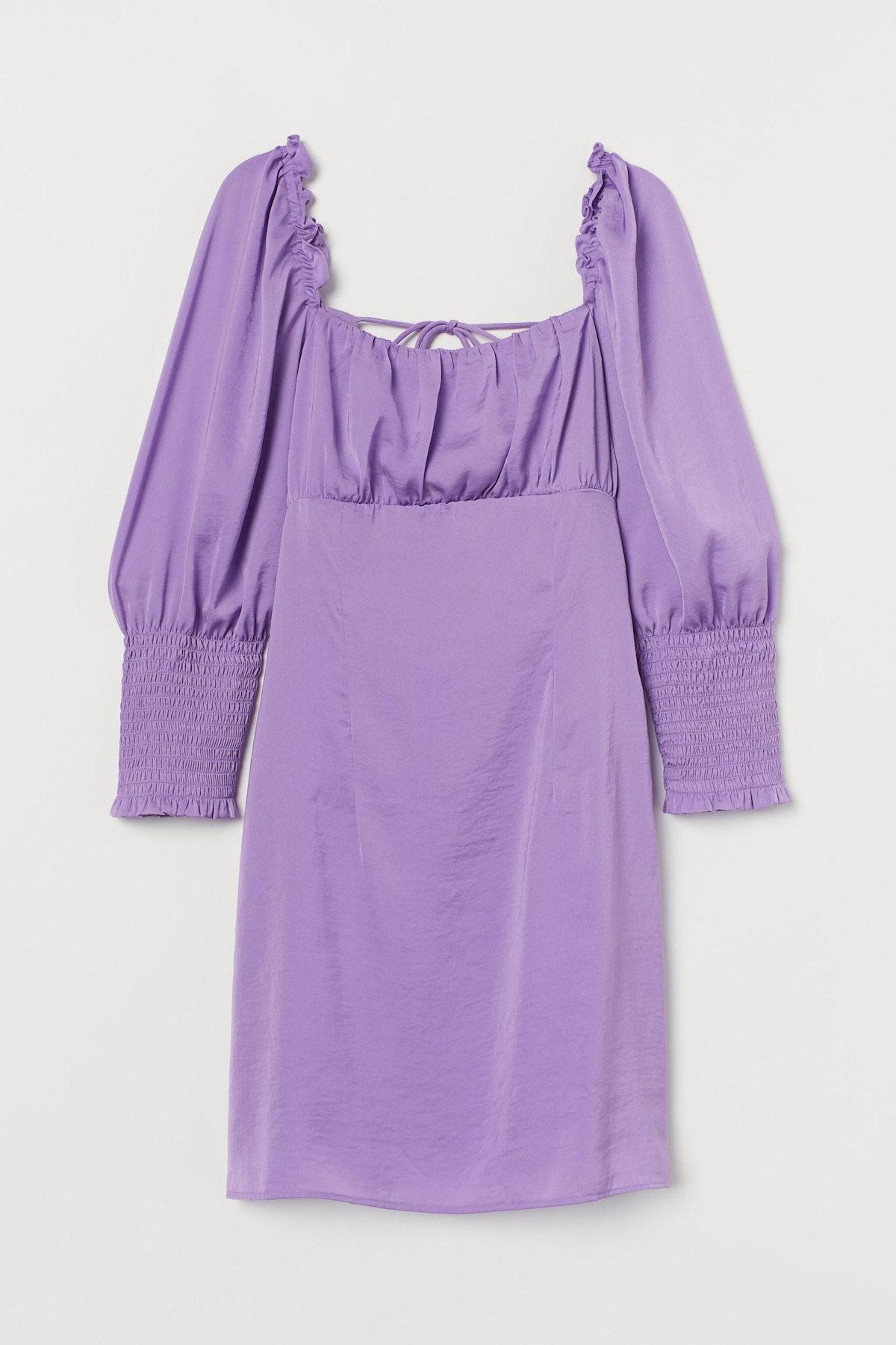 Back-laced Dress