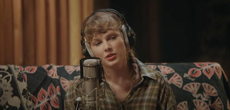 Taylor Swift Folklore Disney+