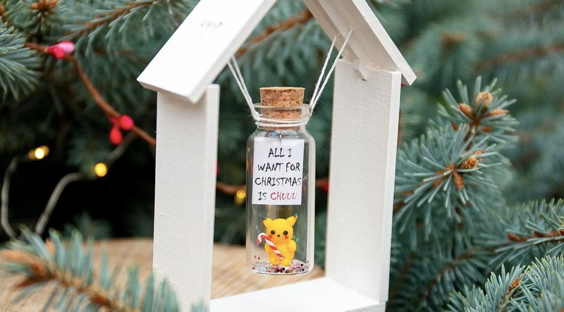 Pokémon Christmas toy
