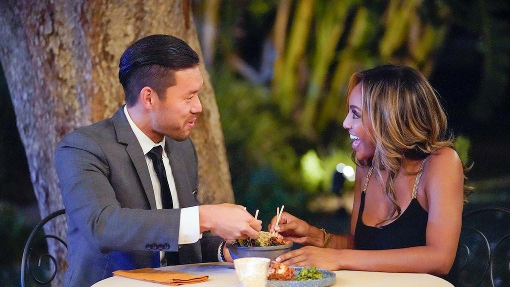 Joe and Tayshia on 'The Bachelorette'