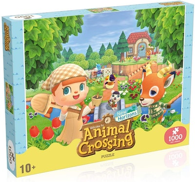 Animal Crossing New Horizons 1000 Piece Jigsaw Puzzle