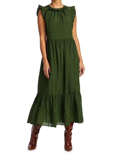 Tessa Sleeveless Maxi Dress