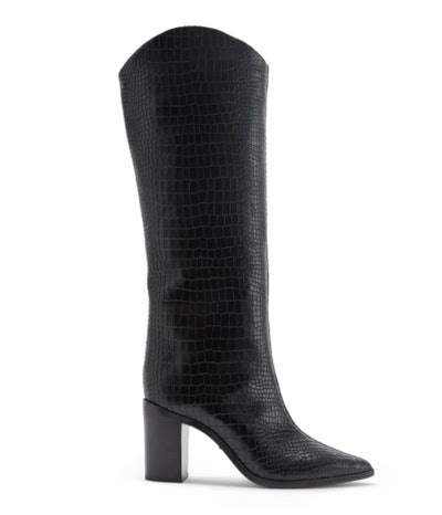 Analeah Mid Heel Boots