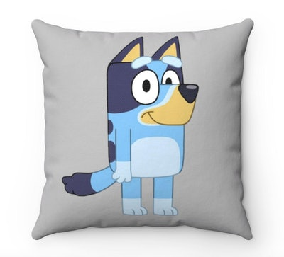 Bluey & Bingo Inspired Double-Sided Pillow