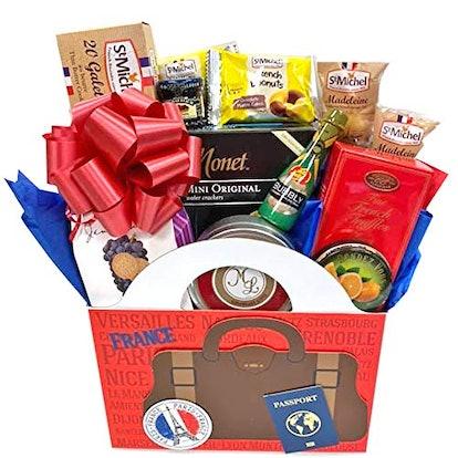 Gift Basket Flavors of France