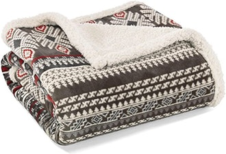 Eddie Bauer Ultra-Plush Collection Throw Blanket
