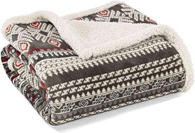 Eddie Bauer Ultra-Plush Collection Throw Blanket