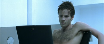 Stephen Dorff looked great checking his email in Blade, but his villan is dull.
