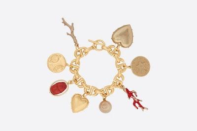 D-Lucky Charms Multicharms Bracelet