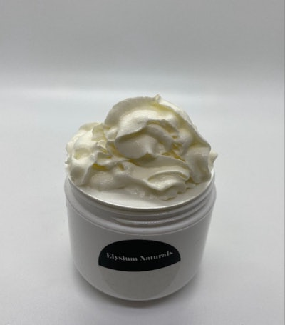 ElysiumNaturalsCo - Whipped Shea Body Butter 4 oz