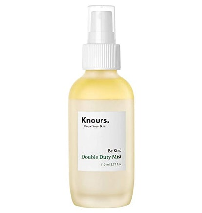 Knours. Be Kind Double Duty Mist