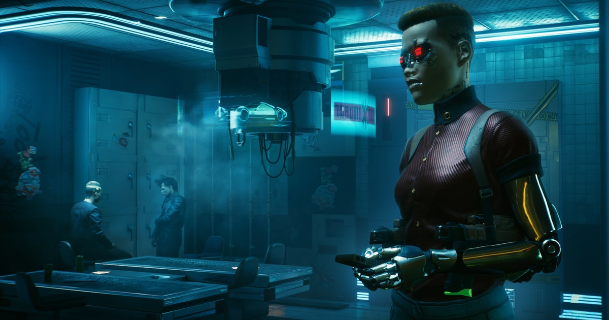 'Cyberpunk 2077' leaked gameplay reveals wild character creation options