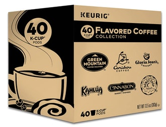 Keurig Flavored Coffee Collection Variety Pack (40-Count)