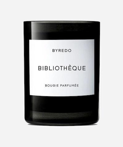 BYREDO Bibliothéque Candle